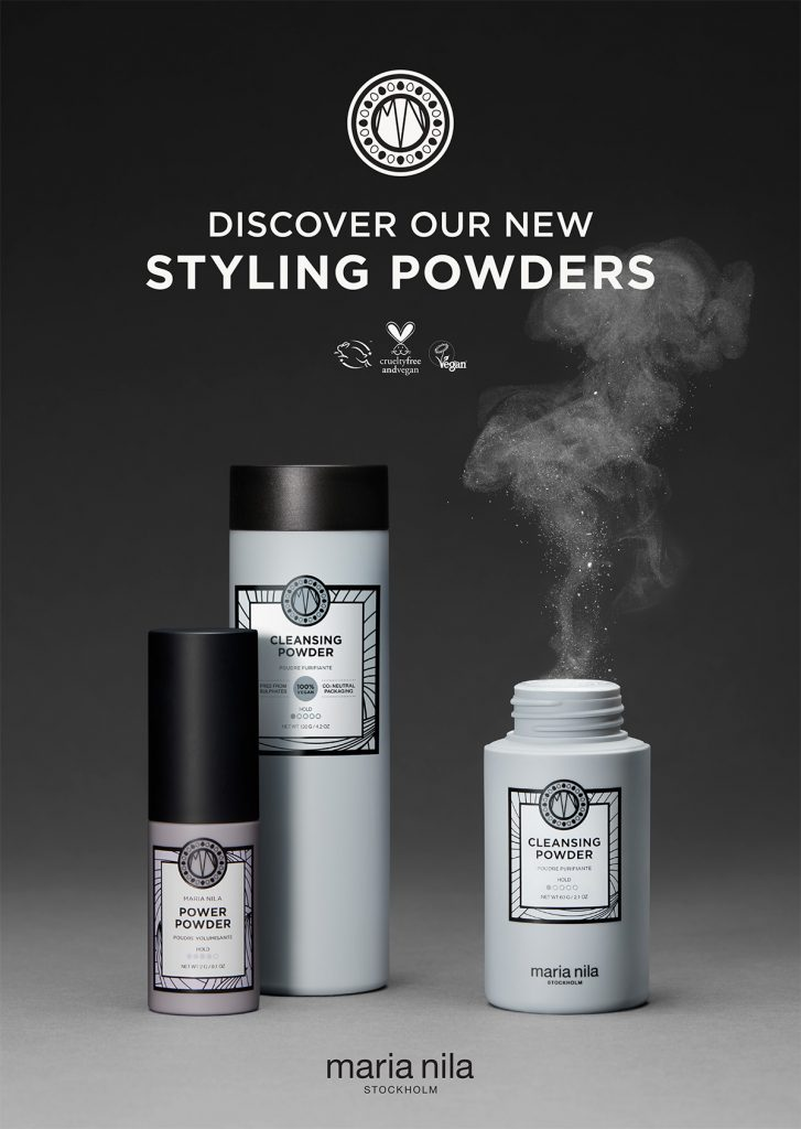 Power Powder & Cleansing Powder!