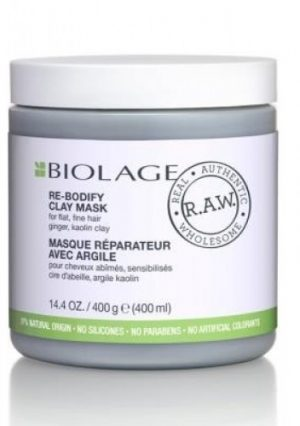 Biolage Raw Re-Bodify Clay Mask