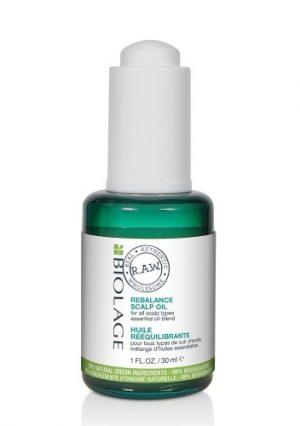 Biolage Raw Rebalance Scalp Oil