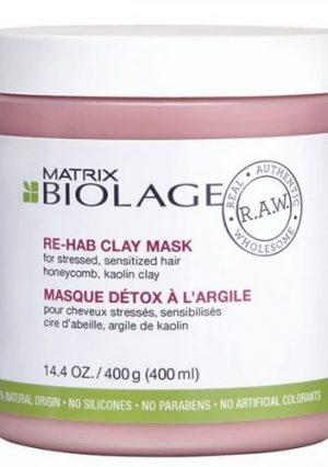 Biolage Raw Re-Hab Clay Mask