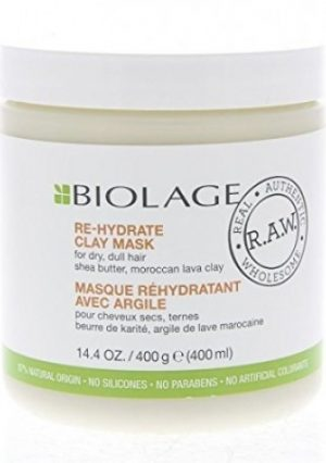 Biolage Raw Re-Hyrate Clay Mask