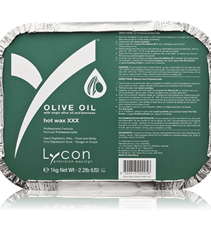 Hot Wax Olive Oil