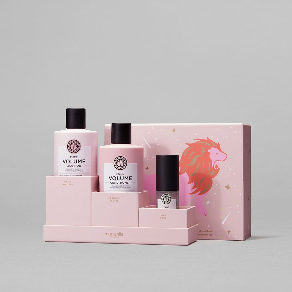 PURE VOLUME HOLIDAY BOX