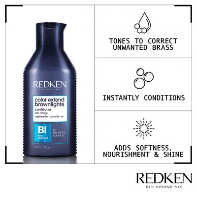 Color Extend Brownlights Sulfate-Free Blue Conditioner